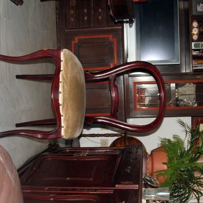 Tapizar seis sillas m laga m laga habitissimo - Presupuesto tapizar sillas ...
