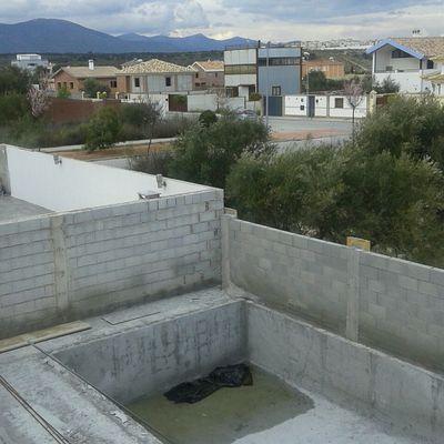 Revestimiento piscina lamina pvc atarfe granada for Piscina loja granada