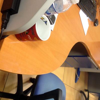 Mesa de escritorio a medida madrid madrid habitissimo - Mesas a medida madrid ...