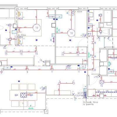 Instalaci n electricidad y calefacci n por radiadores for Precio instalacion calefaccion radiadores