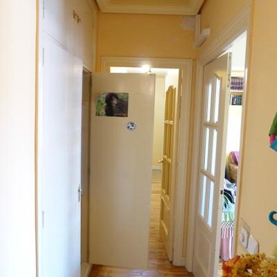 Cambiar sentido de armario empotrado colocar puertas - Cambiar armario empotrado ...