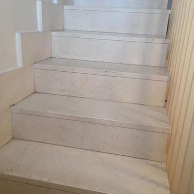Poner suelo de tarima en una escalera de piedra estilo - Colocar tarima flotante precio ...