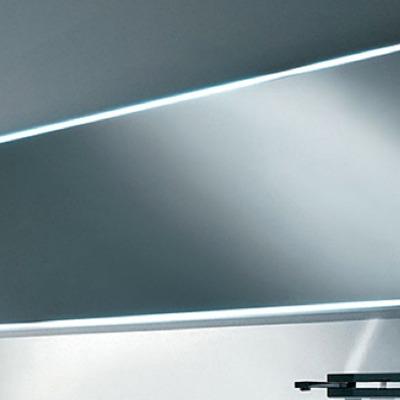 Espejos cuartos de ba o con luz incorporada madrid - Espejo bano con luz integrada ...