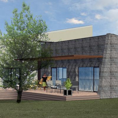 Construir chalet el barraco vila habitissimo - Precio construir chalet ...