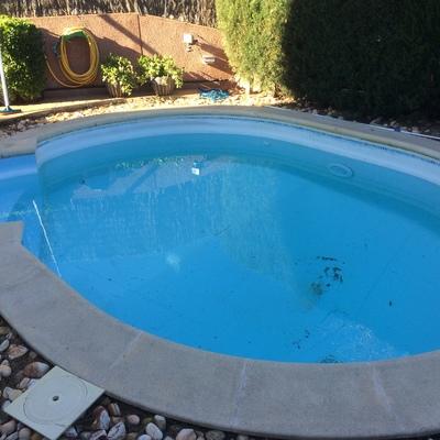 Cambiar liner piscina castelldefels barcelona - Liner piscina redonda ...