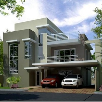 Desescombrar solar y construir casa de 150 m2 sep lveda for Casa moderna 150 m2