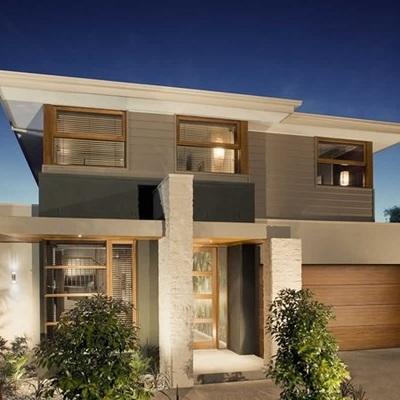 Proyecto vivienda unifamiliar solar 300m2 ajofrin for Casa minimalista 300m2