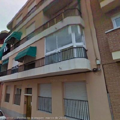 Pintar fachada edificio san vicente de raspeig alicante for Presupuesto pintar fachada chalet