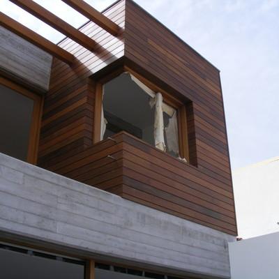 Revestimiento Exterior De Madera Tarragona Tarragona Habitissimo - Revestimientos-exterior