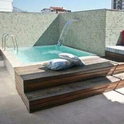 Obra piscina peque a montequinto sevilla habitissimo for Piscinas sin obra