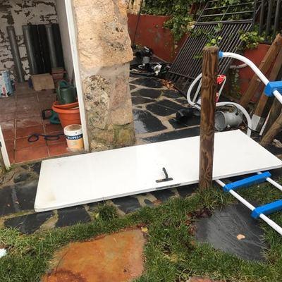Peque os trabajos instalaci n el ctrica otero de for Instalacion electrica jardin
