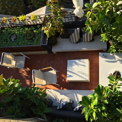 Toldo terraza atico barcelona barcelona habitissimo for Toldo terraza atico