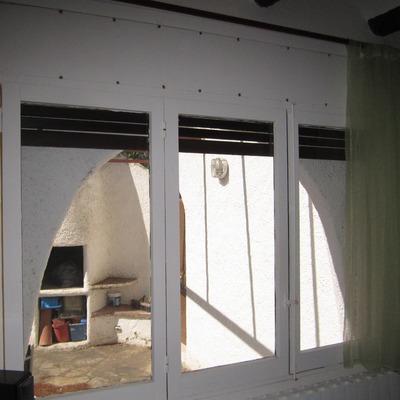 Cambiar 2 ventanas de madera por otras de aluminio con - Cambiar ventanas precio ...