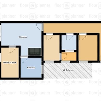 Hacer reforma integral de un piso de 80 m2 barcelona for Precio de reforma por m2
