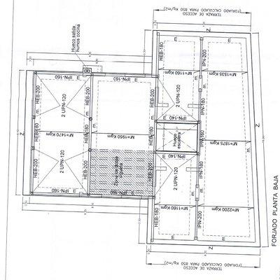 casa de 3 plantas construcion de cimientos y planta bajo
