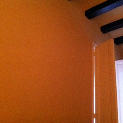 Tirar tabique refuerzo con viga y aislamiento termico pared barcelona barcelona habitissimo - Tirar tabique ...