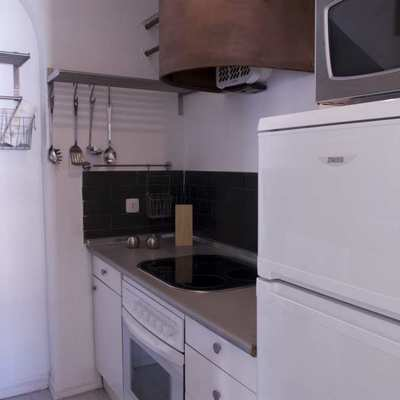 Reformar cocina peque a para hacerla americana y cambio de - Planificar cocina online ...