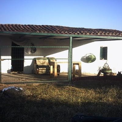 Cambiar tejado en casa de campo montanchez c ceres - Cambiar tejado casa antigua ...