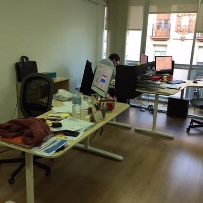 Mudanza peque a oficina zona 28009 madrid distrito goya for Mudanza oficina