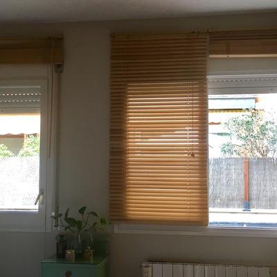 Instalar 2 ventanas pvc y una puerta balc n pvc en bcn con persianas barcelona barcelona - Persianas en barcelona ...