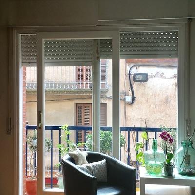 Instalar 2 ventanas pvc y una puerta balc n pvc en bcn con for Ventana balcon medidas