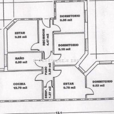 Reforma piso 85 metros cuadrados bilbao vizcaya for Piso 65 metros cuadrados