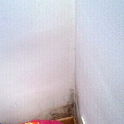 Pintar paredes de habitaci n con humedades cobe a - Pintar paredes con humedad ...