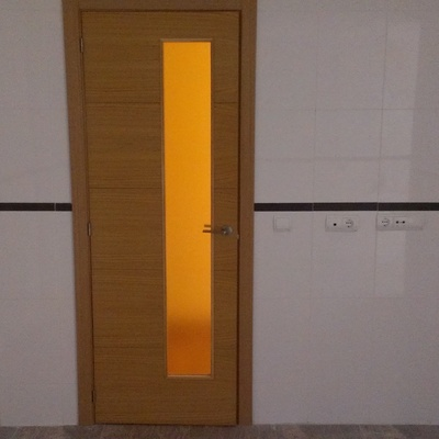 Puerta corredera encastrable palencia palencia - Albaniles en palencia ...