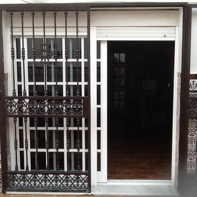Cambiar Puertas Salida Patio De Aluminio Sevilla Este