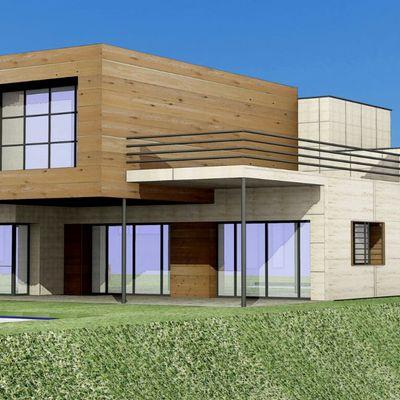 Construcci n de casa malag n ciudad real habitissimo - Presupuestos de construccion de casas ...