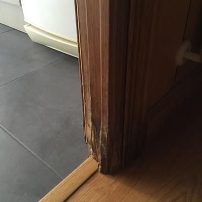 Reparar marco de puerta de madera ciudad lineal madrid - Reparar madera ...