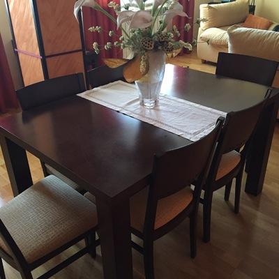 Lacar muebles de madera en sal n valdemoro madrid - Lacar una mesa ...