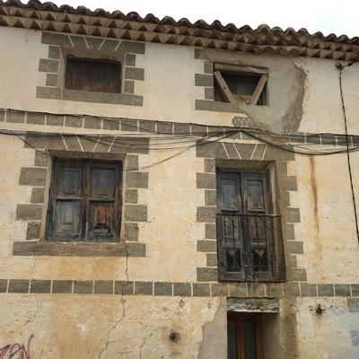 Arreglar tejado de casa antigua maranch n guadalajara for Cambiar tejado casa antigua