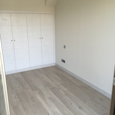 Pintar piso de obra nueva paredes y techo las rozas de for Presupuesto pintar piso