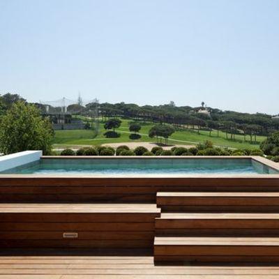 Construir piscina de obra elevada arganda madrid for Piscina elevada obra