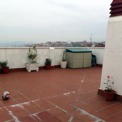 Decorar terraza grande y alta portugalete vizcaya Como disenar una terraza
