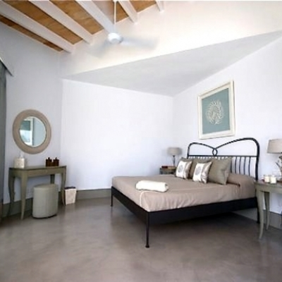 Microcemento en paredes y suelo cocina valencia - Microcemento en valencia ...
