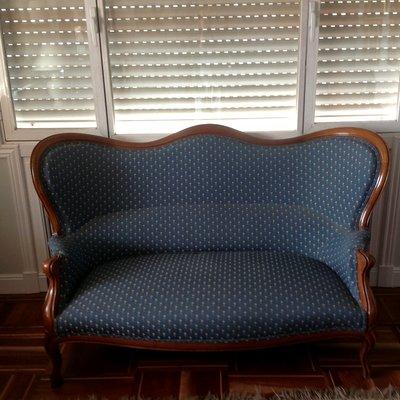 Tapizar un sof isabelino madrid madrid habitissimo - Presupuesto tapizar sofa ...