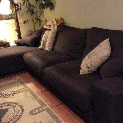 Tapizado de sof con cheslong alcobendas madrid - Sofas en alcobendas ...