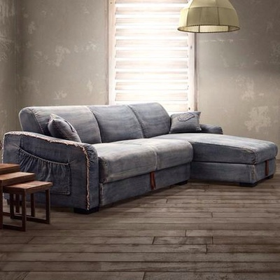 Tapizar un sofa con tela vaquera huercal de almer a - Precio tapizar sofa ...