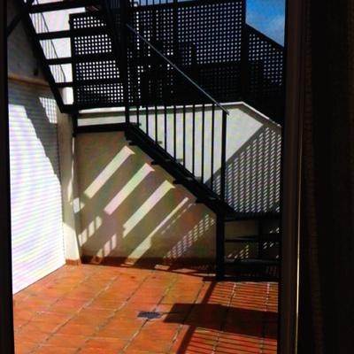 Cerramiento hueco escalera exterior armilla granada - Cerramientos de escaleras ...