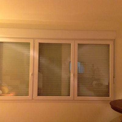 Colocar cortinas bandalux en el sal n torrelodones for Precios cortinas bandalux