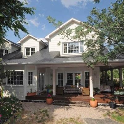 Construir casa tipo americano de madera madrid madrid - Casas tipo americano ...