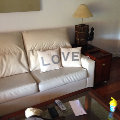 Tapizar cojines de sof en piel boadilla madrid - Tapizar cojines sofa ...