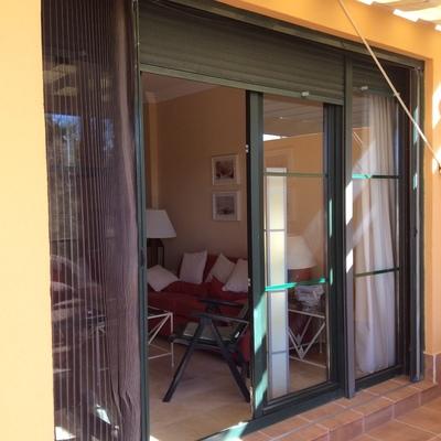 Reponer Malla De Mosquitera Plisada Ayamonte Huelva