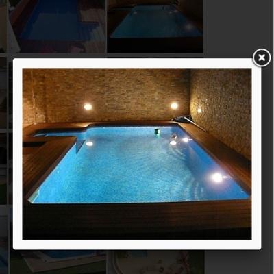 Construcci n de piscina de obra en patio interior utrera sevilla habitissimo - Jacuzzi para interior ...