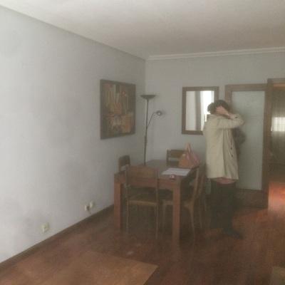 Pintar puertas y rodapie en blanco madrid madrid - Lacar puertas en blanco presupuesto ...