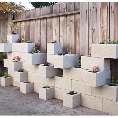 Jardinera de bloques otura granada habitissimo for Jardineras con bloques