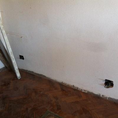 Quitar gotele empastar piso completo barrio de las - Presupuesto amueblar piso completo ...