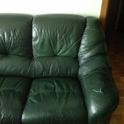 Tapizar en piel sofa rinconera 4 plazas rinconera - Tapiceros en mostoles ...